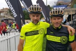 PIONEER GRAND MASTERS CHAMPIONS START STRONG AT ABSA CAPE EPIC