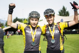 KIWIS PREVAIL IN EPIC PIONEER MOUNTAIN BIKE RACE